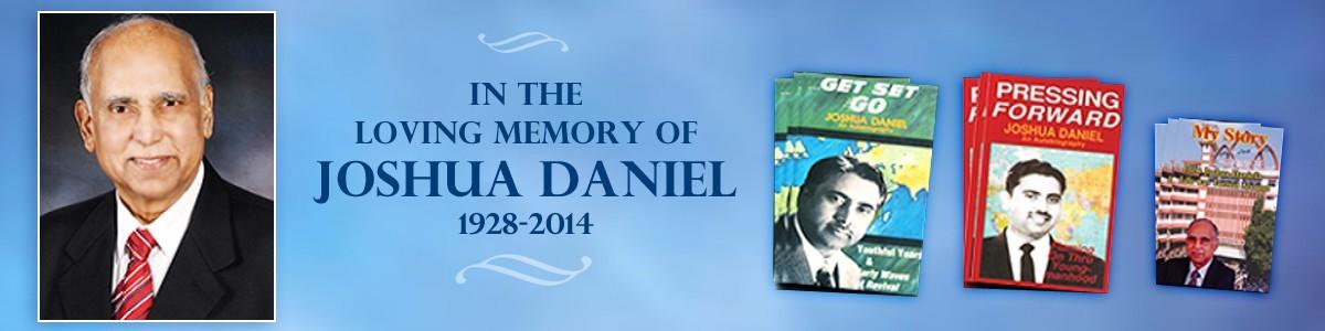 Loving Memory of Joshua Daniel